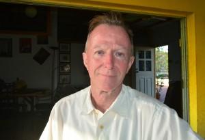 Econoom Rob van den Bergh   Foto: Dick Drayer