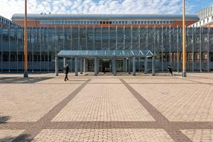 De rechtbank in Den Bosch - foto: Rechtspraak