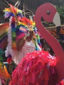 De praalwagen van carnavalsgroep Pasionada. Foto: Pieter Hofmann.
