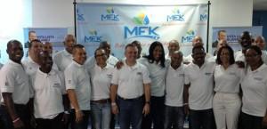 De kandidaten voor de MFK - foto: Deya Mensche