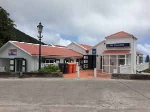 Na de sluiting van WIB blijft allen de RBC bank over op Saba