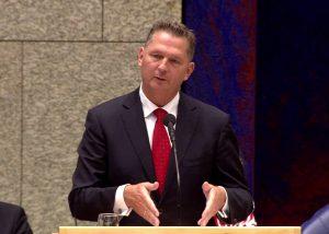 Een meerderheid van de Tweede Kamer voelt niks voor het voorstel om Bosmans wetsvoorstel aan te nemen | Foto: Pieter Hofmann