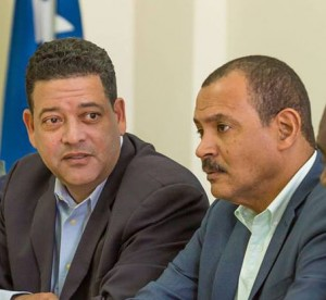 Oprichters van PAIS Alex Rosaria en Mike Franco. Foto's: PAIS