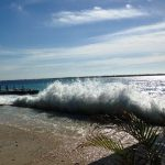 Spice Beach, populair strand op Bonaire - foto: Janita Monna