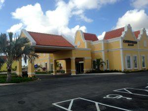 Courtyard Marriott is het eerste hotel op Bonaire van een internationale keten - Foto: Gijs van den Heuvel