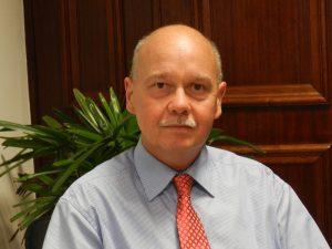 Hoofdofficier van Justitie Henry Hambeukers – Foto: Belkis Osepa