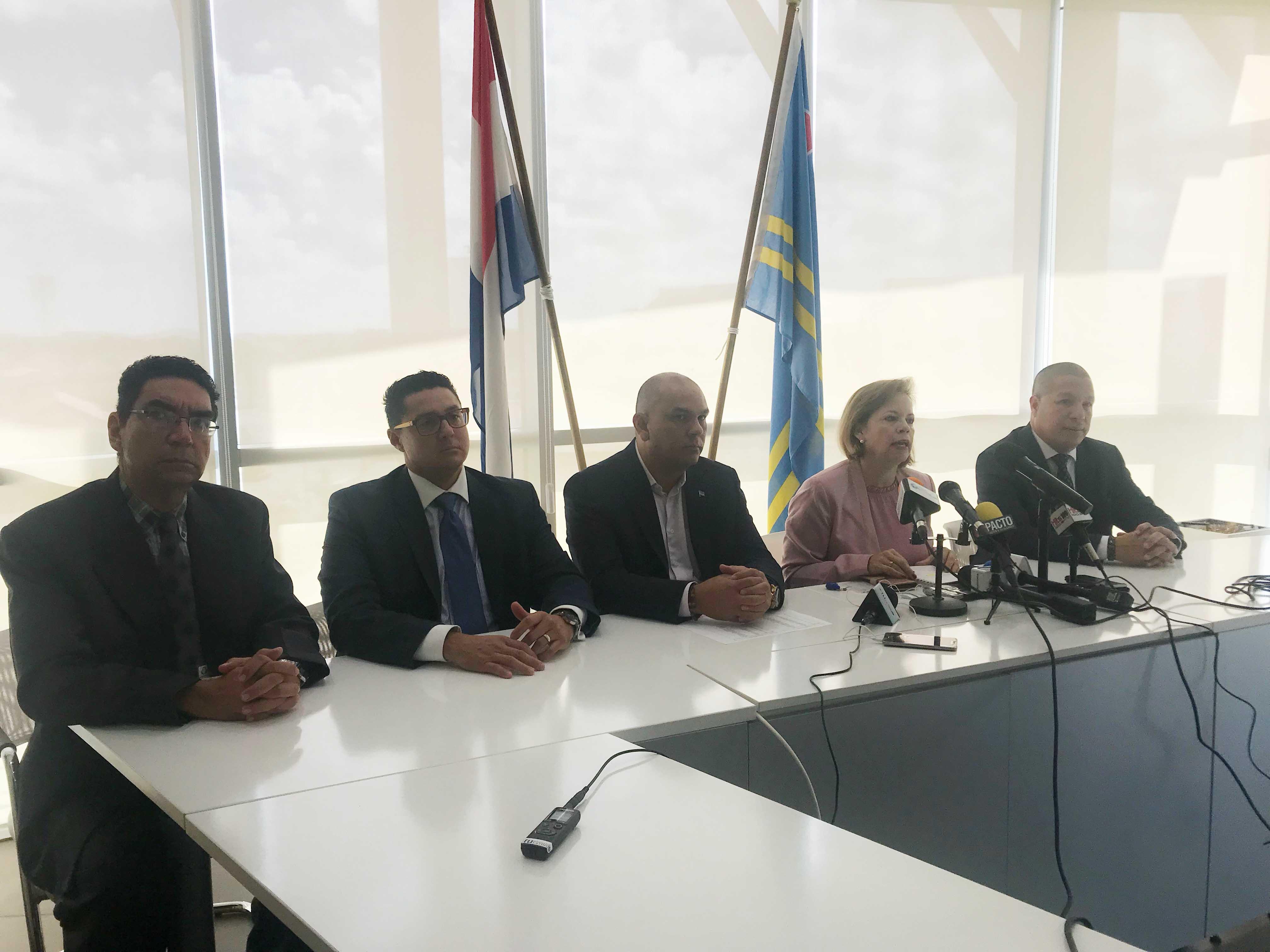 Aruba neemt zorg en justitieketen op de schop na dood jongetjes